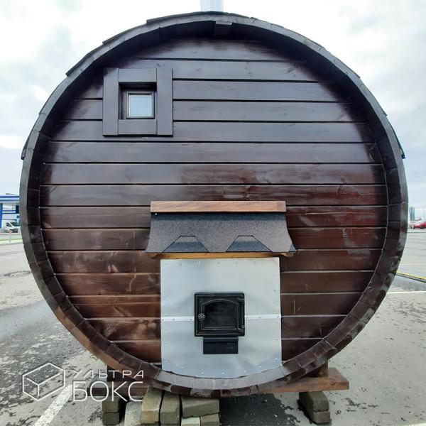 Баня-Бочка-вход-сбоку-05