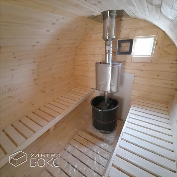 Баня-Бочка-вход-сбоку-15