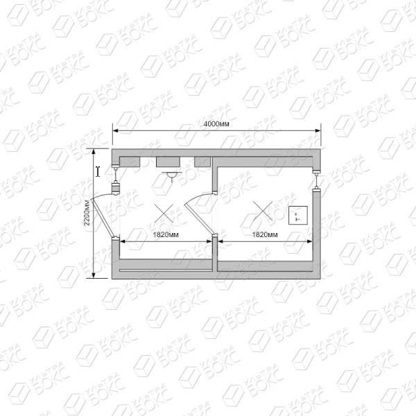 Баня-Бочка-4-с-навесом-схема-кв