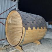 Баня-бочка-2м-Св-коричневая-05