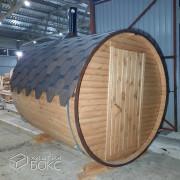 Баня-бочка-2м-Св-коричневая-07