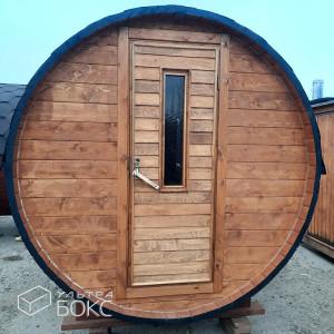Баня-бочка-2м-дверь-со-стеклом-01