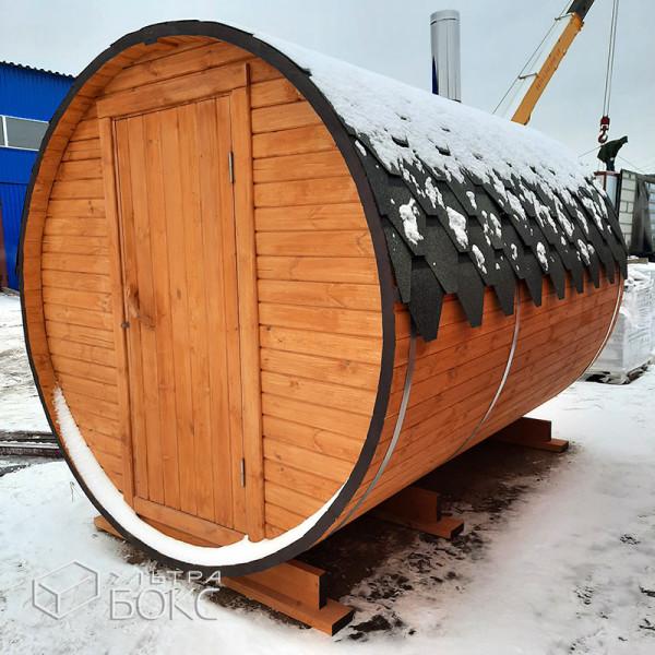 Баня-бочка-3м-03