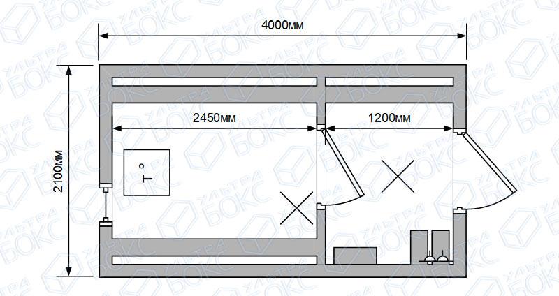 Баня-бочка-4м-со-ступенями-схема