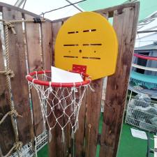Баскетбольное-кольцо