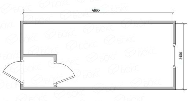 Блок-контейнер-БКС-00-внутр