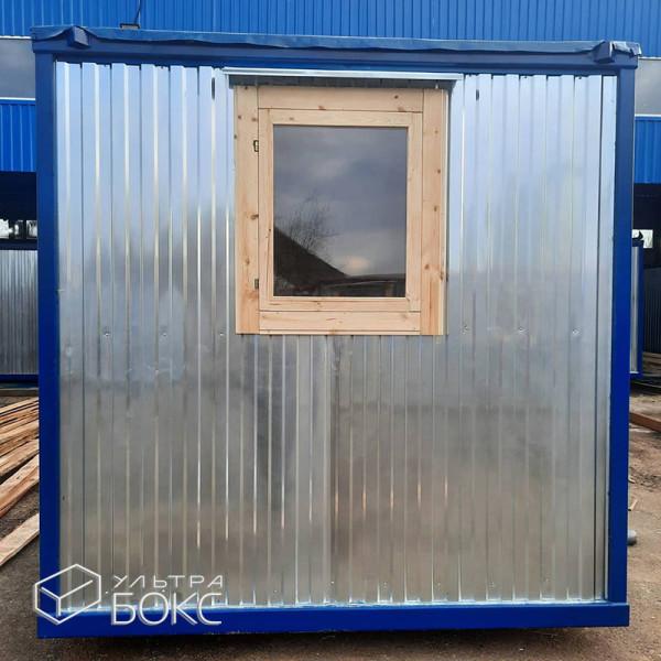 Блок-контейнер-БК-00-3м-03