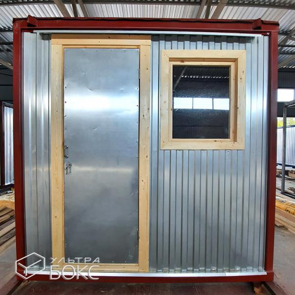 Блок-контейнер-БК-01-4м-08