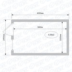 Блок-контейнер-БК-01-4м