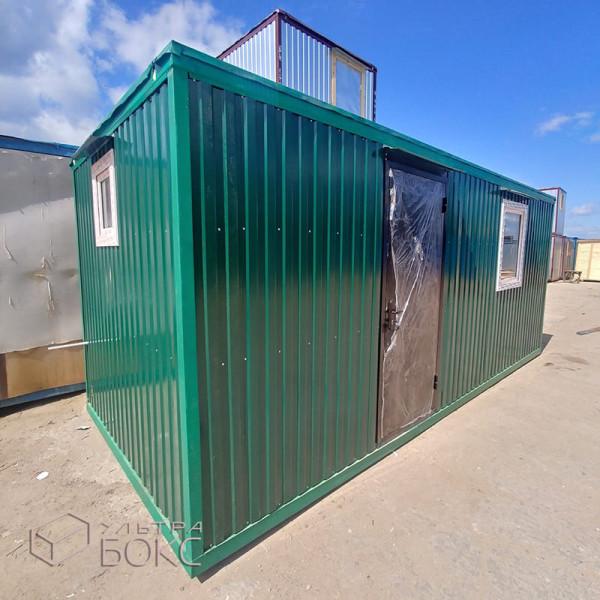 Блок-контейнер-БК-01-6м-КПП-с-санузлом-01