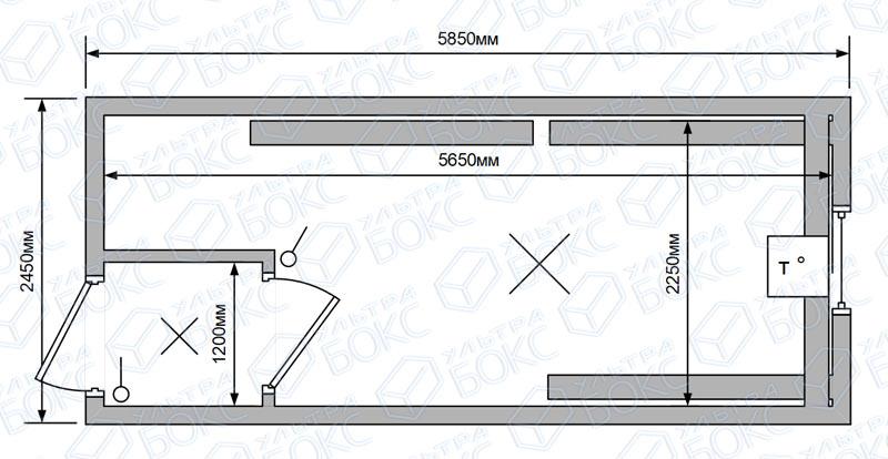 Блок-контейнер-БК-01-6м-с-рольставнями-схема