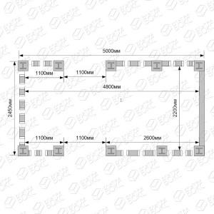Блок-контейнер-Веранда-схема-кв