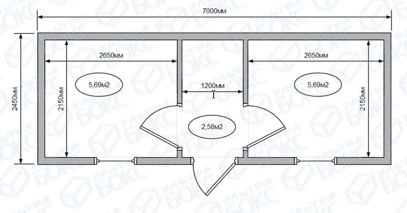 Блок-контейнер-7м-Ламинированный-пол-схема