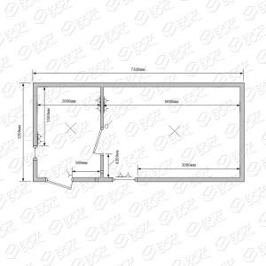 Бытовка-двускатная-7м-схема