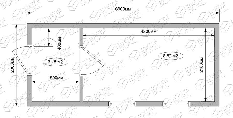 Б-016м-Бытовка-схема