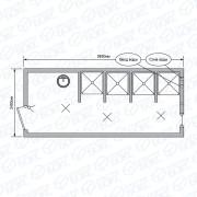 Душевая-БК-4-кабины-СХЕМА