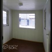 КПП—комната-охраны