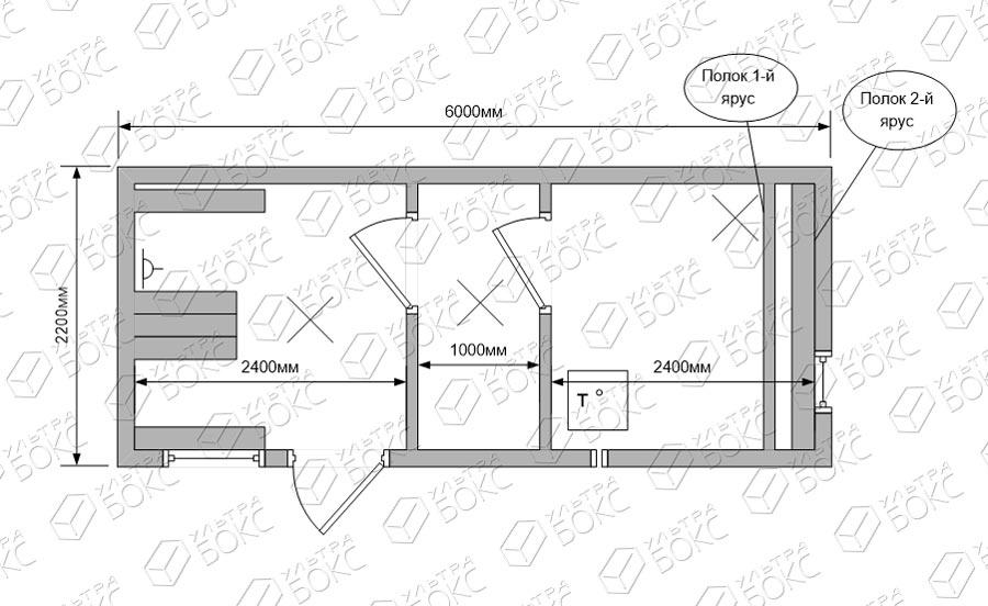 Квадро-Баня-6м-серая-схема