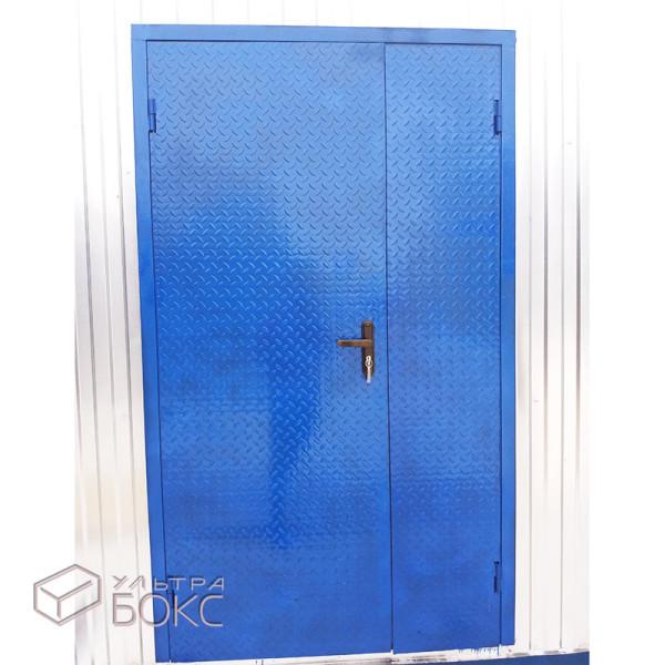 08-дверь-котельной